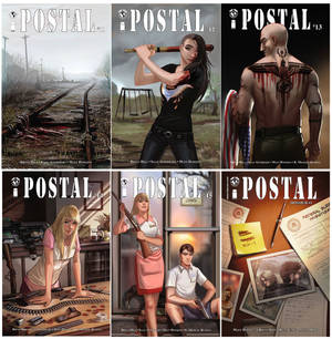 more postal covers