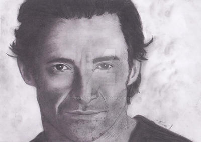 Hugh Jackman by jones2000