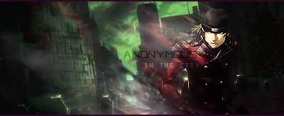 Anonymous by LumiLumii by LumiLumii