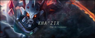 Khazix LoL Sig by LumiLumii