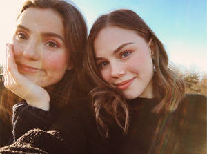 Selfie with me and my sweet friend! 2