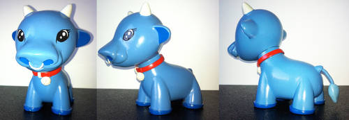 Babe the Blue Ox by n3gative-0