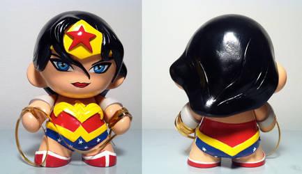 Wonder Woman Custom by n3gative-0