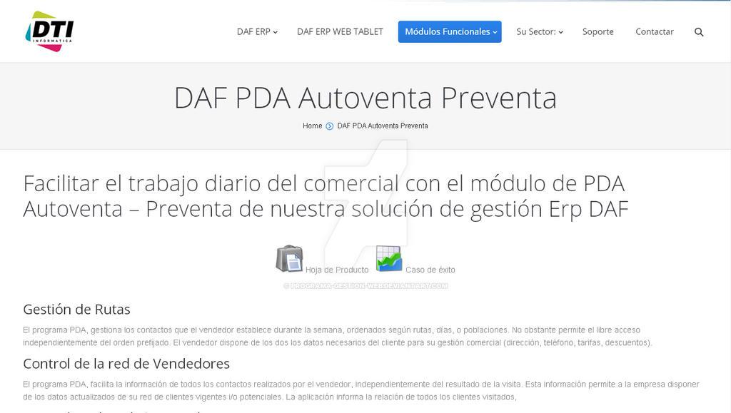 Programa Erp Gestion Pda Autoventa Preventa By Programa