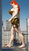 Cassie Croft 300ft 6 by Tiny-Mk