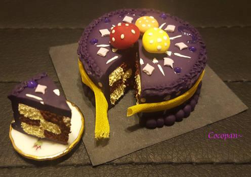 Cedric's Birthday Cake!