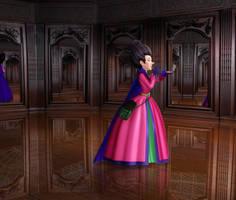 Cordelia the conjurer