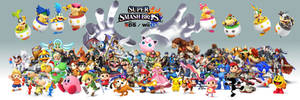 Smash Bros Wii U 3DS