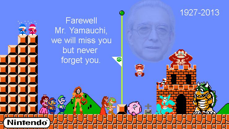 Hiroshi Yamauchi tribute by Trikeboy2