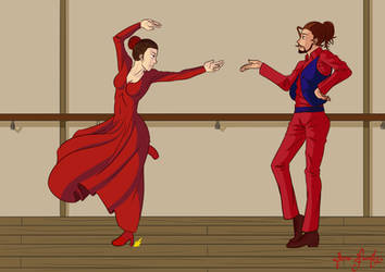 Flamenco ! by Samihunter