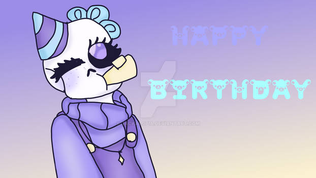 A Rushed Birthday Gift