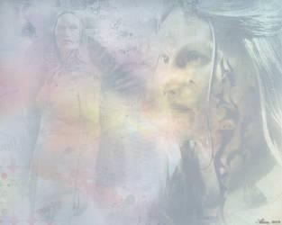 Wraith Queen wallpaper by aunexisteamor