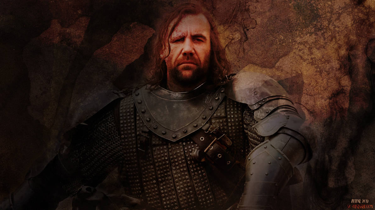 Game Of Thrones Wallpaper Sandor Clegane By Intothisshadow On