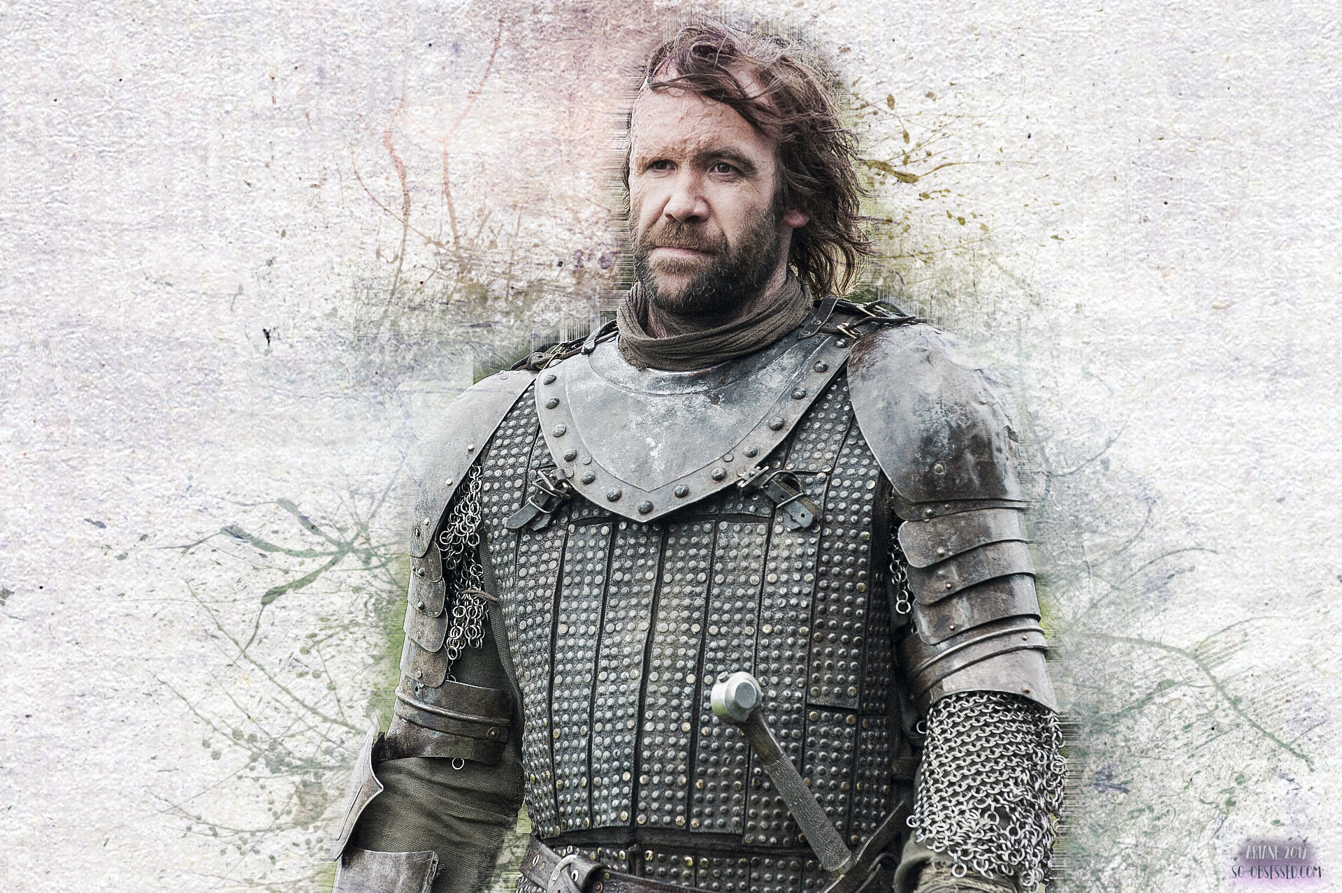Game Of Thrones Sandor Clegane Wallpaper By Intothisshadow On