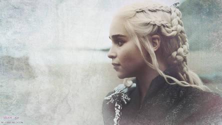 Game Of Thrones Wallpaper - Daenerys