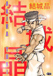 Akira Yuki Virtua Fighter