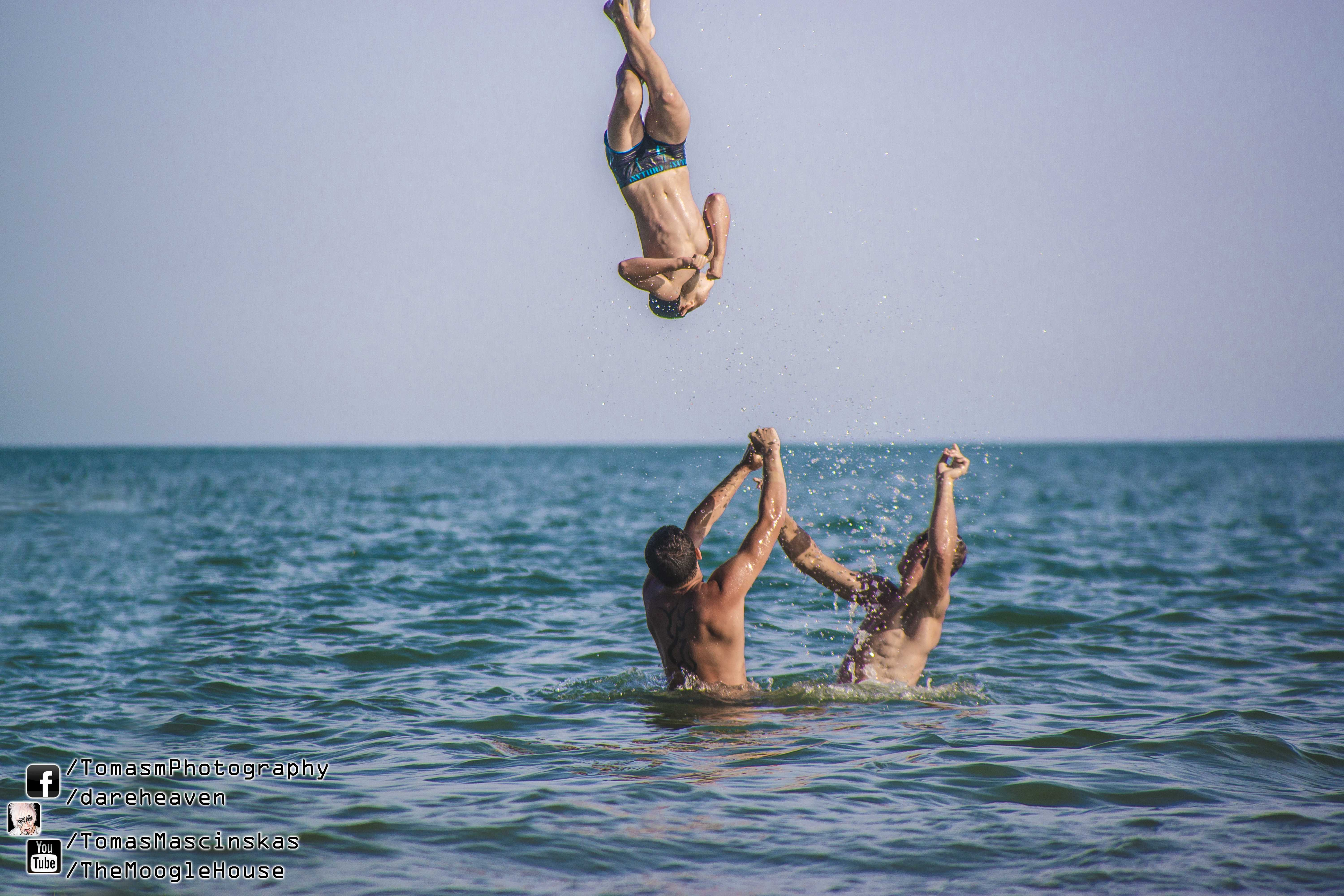water flipping 2013.08.26  by Tomas Mascinskas by atmp