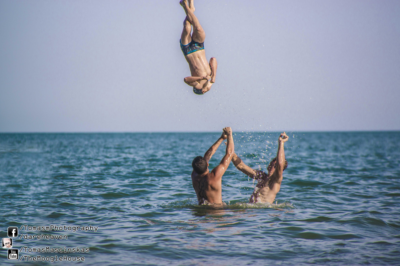 water flipping 2013.08.26  by Tomas Mascinskas by TomasMascinskas