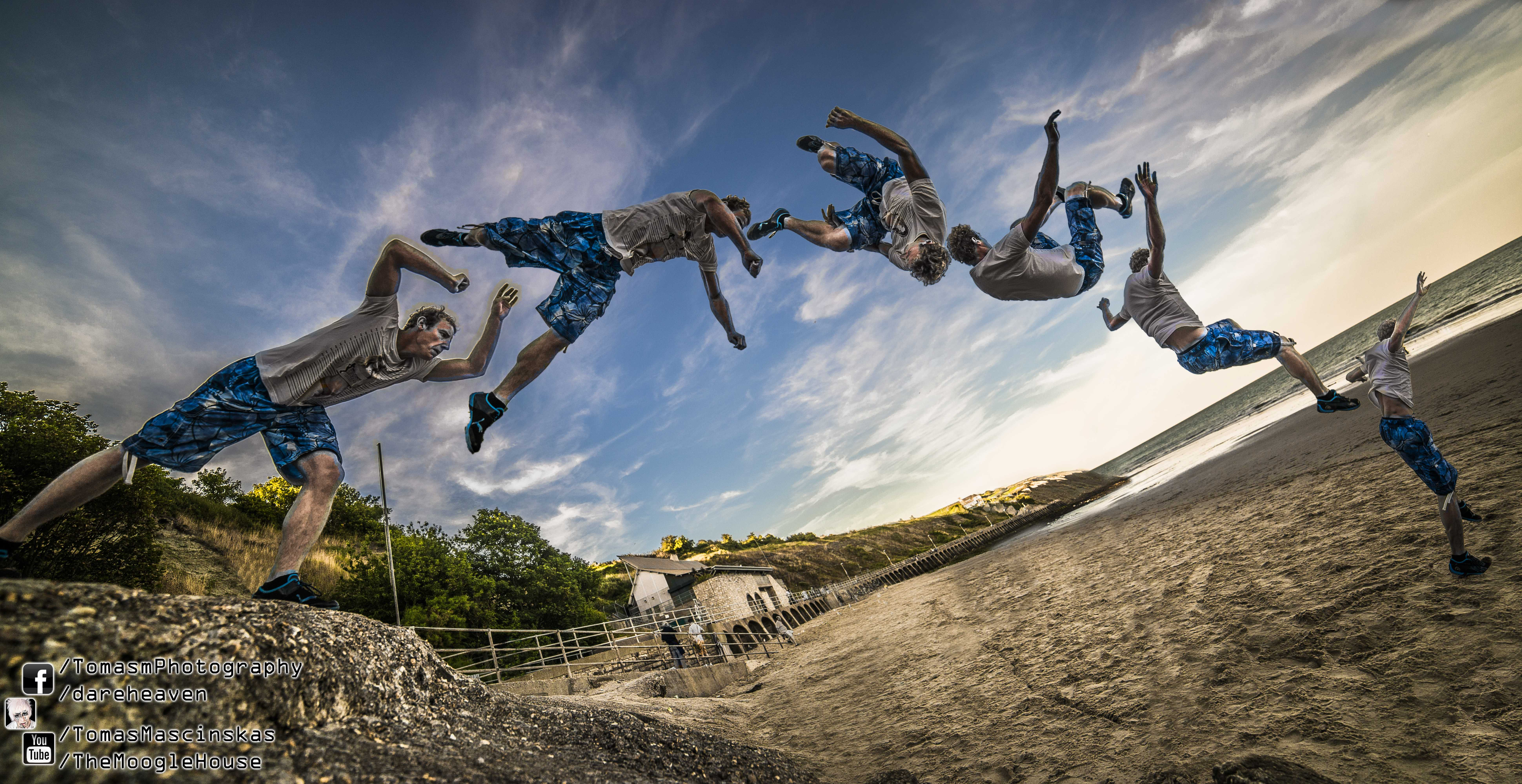 Leaping Across 2013.08.26 by Tomas Mascinskas by atmp