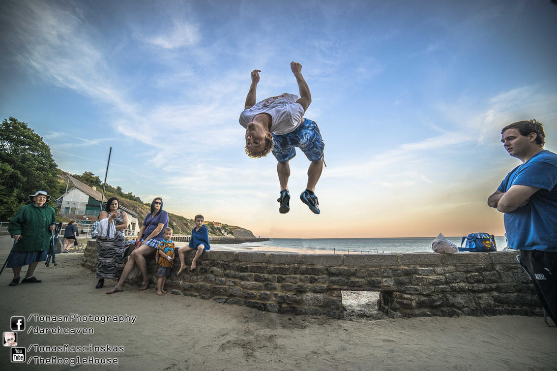 Folkenstone Beach 2013.08.26 by Tomas Mascinskas by atmp