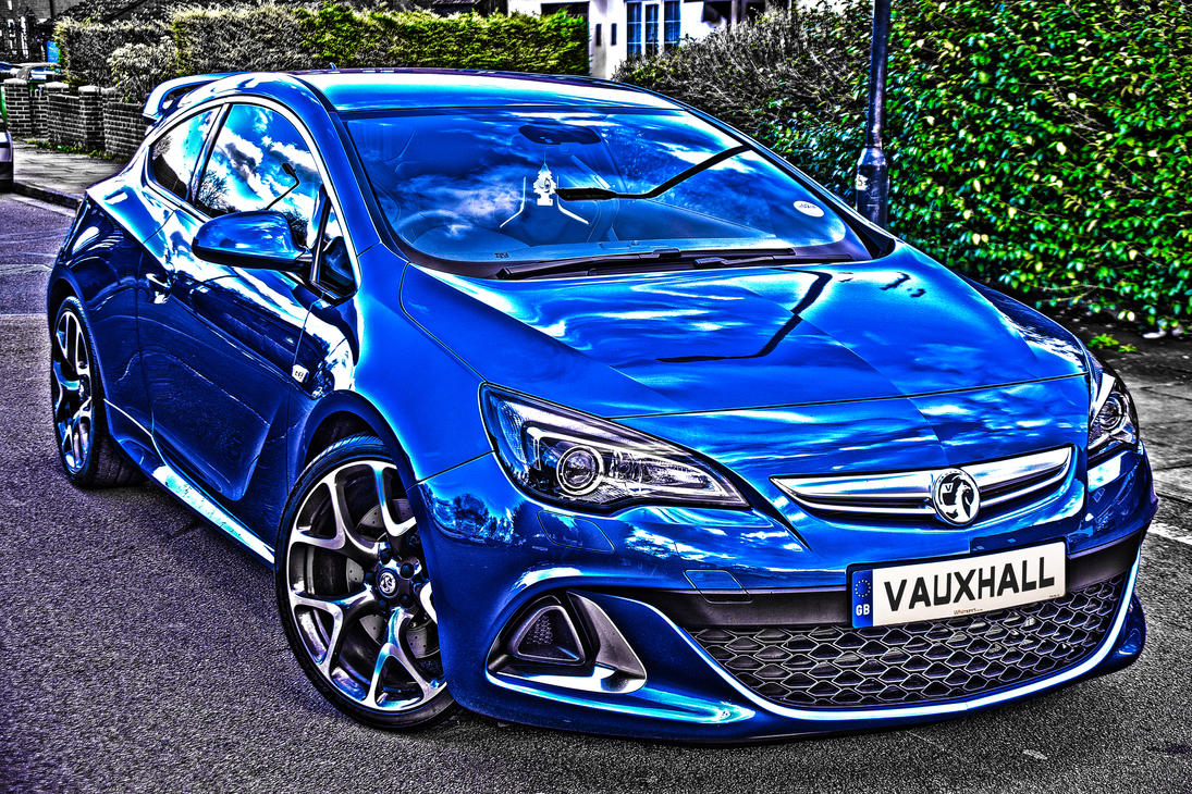 Vauxhall Vehicle 2014.02.21 by TMProjection