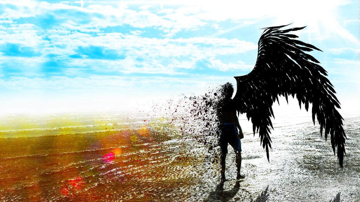 Rye Beach (Everlasting Bond) 2 by TomasMascinskas