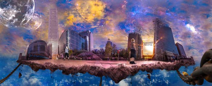 Canary Earth (by Tomas Mascinskas)