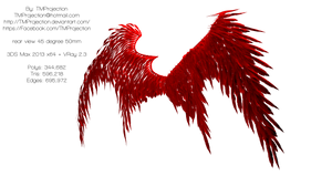 Angel/Devil Wings Free Stock 8k Resolution 12 by TMProjection