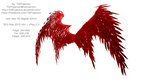 Angel/Devil Wings Free Stock 8k Resolution 12