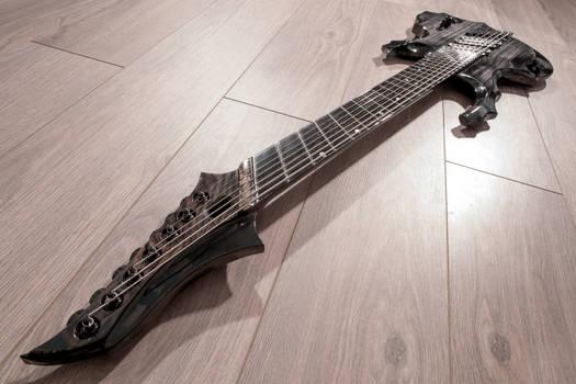 Ultimega - 7 String Fanned Fret Guitar
