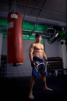 Renars Lat Fitness Shoot