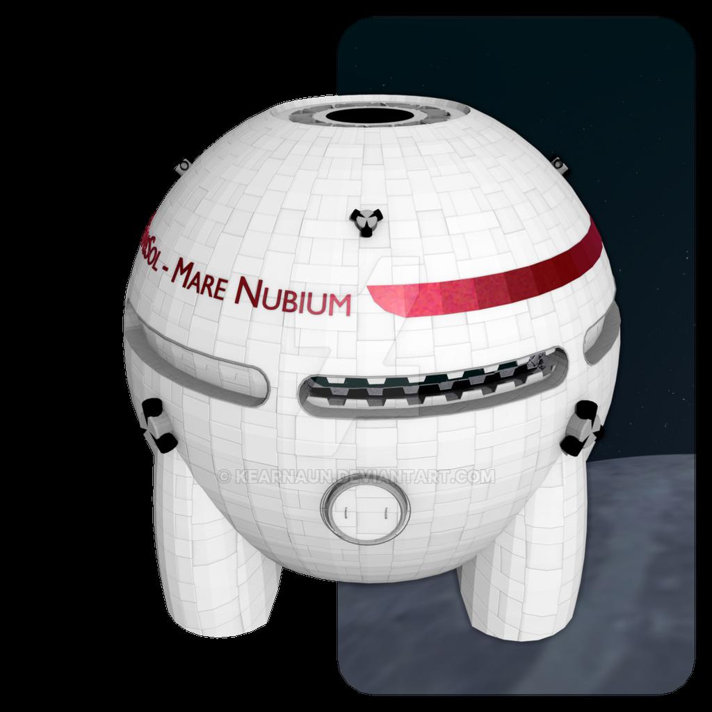 Mare Nubium - Mare Nubium
