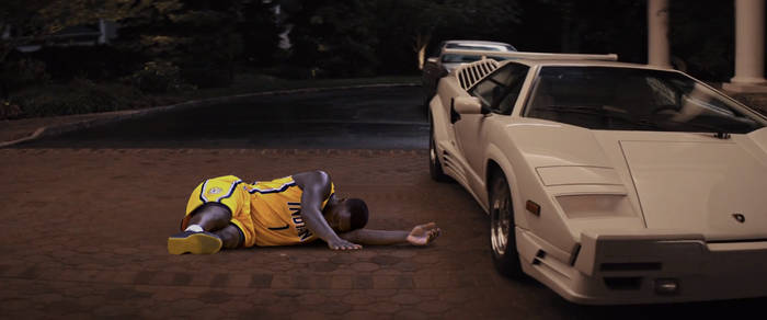 Lance be on them Ludes