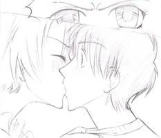 Yuuram Kiss by yaoi101