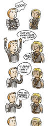 DA:O - Alistair's Realisation by yaoi101
