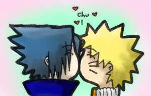 Kawaii, sasunaru fluff by yaoi101