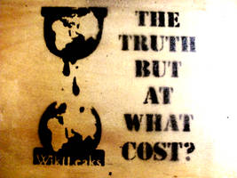 WikiLeaks by Gaz-de-la-Raz