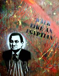 -President Mubarak-