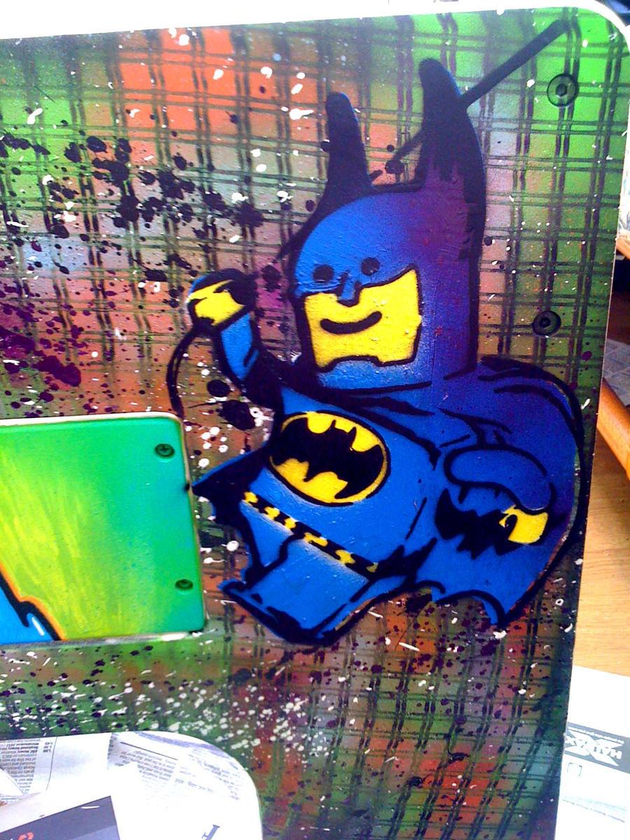 Lego table project comish 5 by gaz de la raz on for Art de la table