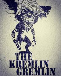 The Kremlin Gremlin by Gaz-de-la-Raz