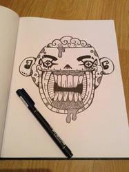 Smile by Gaz-de-la-Raz