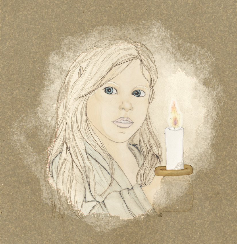 By Candle Light by kln1671