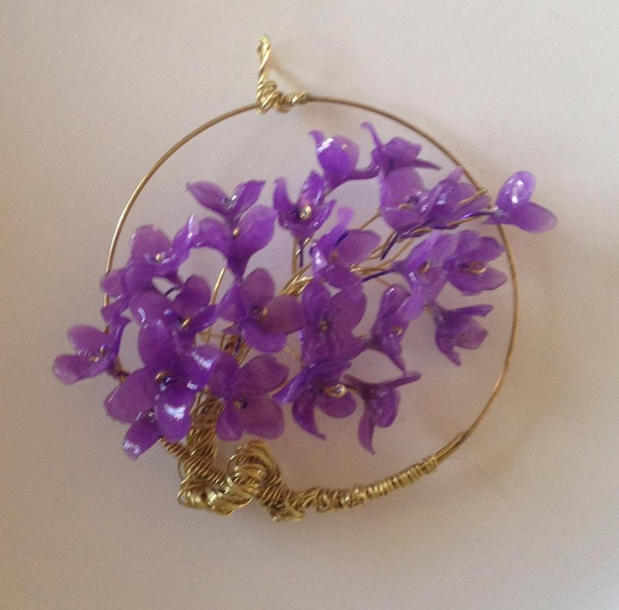 Lilacs by kln1671