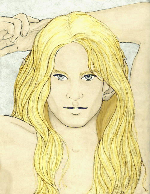 Glorfindel in color by kln1671