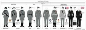 The Man in the High Castle - Uniform Overhaul