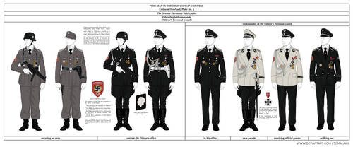 The Man in the High Castle - Uniform Overhaul #3 by tomalakis