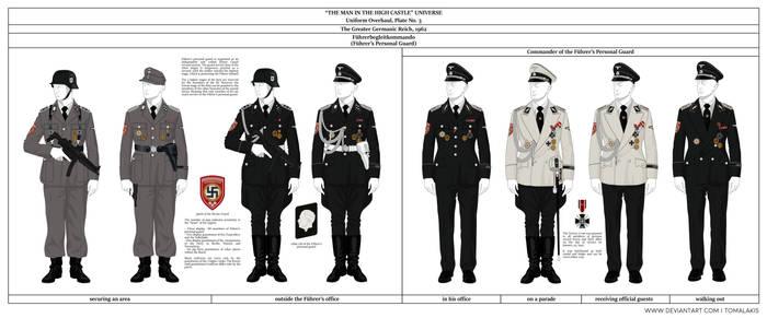 The Man in the High Castle - Uniform Overhaul #3