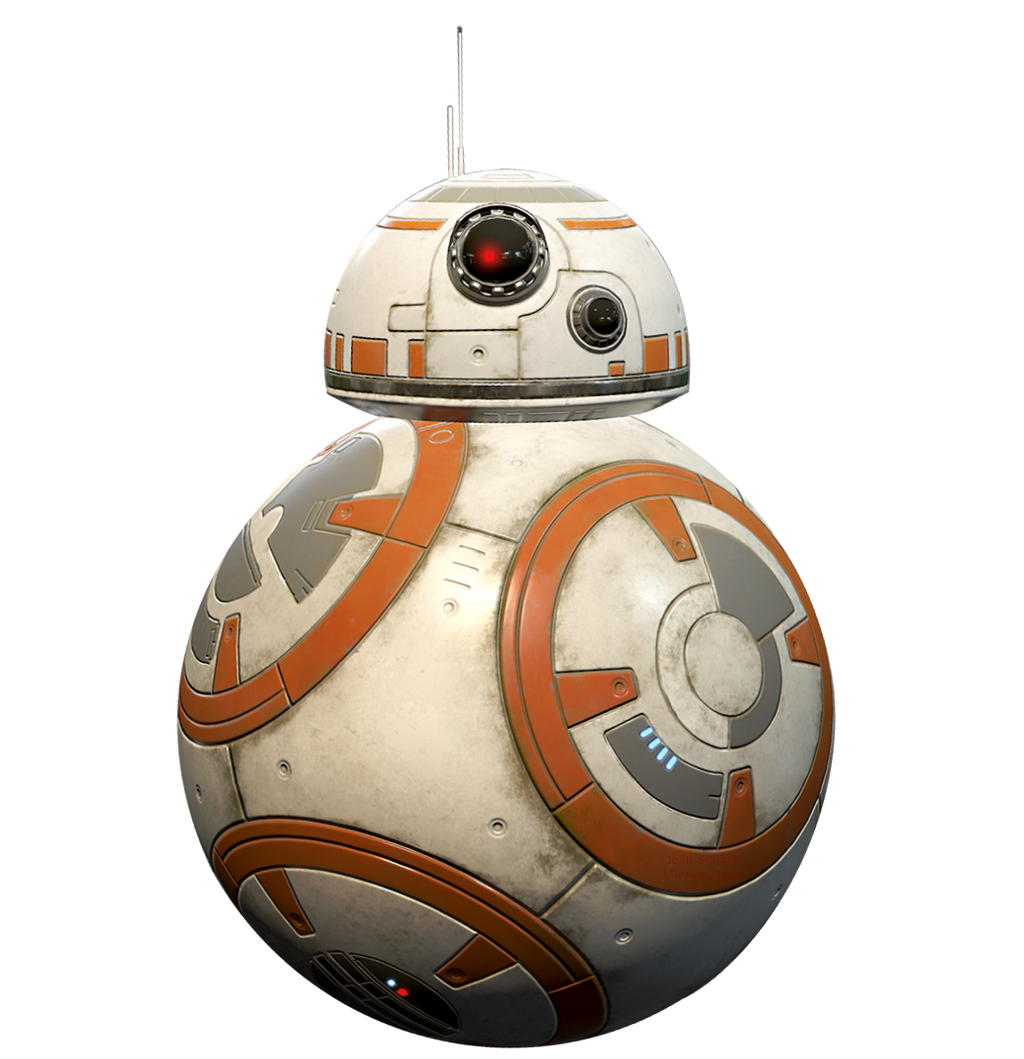 star wars episode vii 7 the force awakens bb8 by matbox99