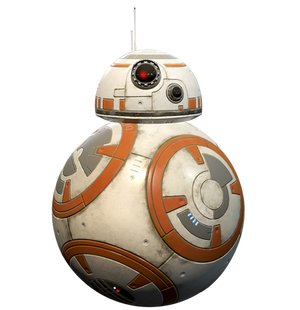Star Wars Episode VII (7): The Force Awakens - BB8