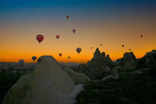 Cappadocia by excalibur38